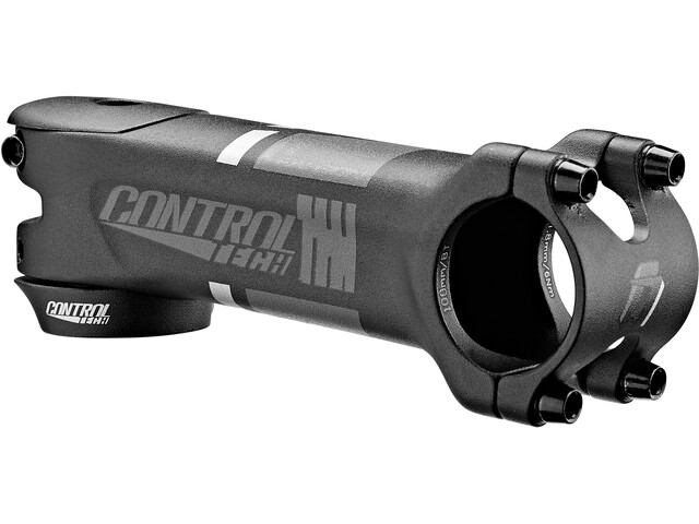 Controltech Falcon Stem Ø31,8mm 5° inklusive spacer black/grey